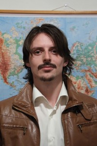 Interview with Author – Andrei Cherascu