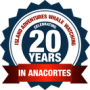 Badge 20Year