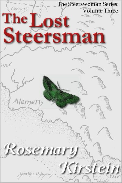 The Lost Steersman cover