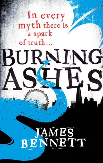 Burning Ashes A Ben Garston Novel