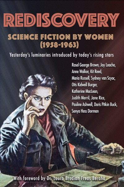 Young People Read Old Science Fiction: Rediscovery! - Cover Image