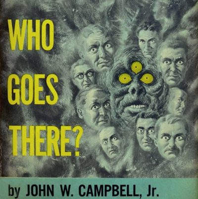 Who Goes There? - Cover Image