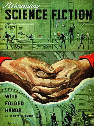 With Folded Hands - Cover Image