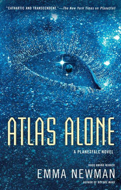 Atlas Alone A Planetfall Novel