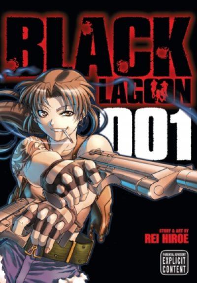 Black-Lagoon-Volume-One