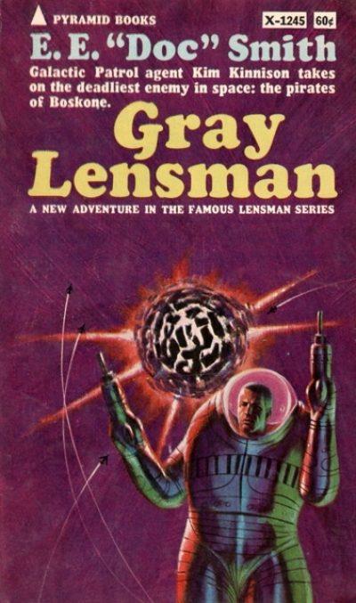 Gray-Lensman