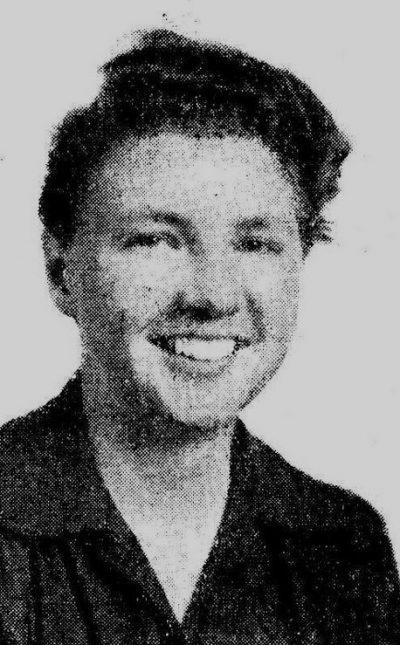 Leigh Brackett 1941