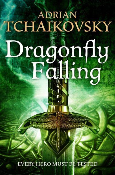 Dragonfly Falling