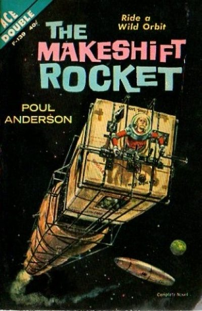 Makeshift Rocket