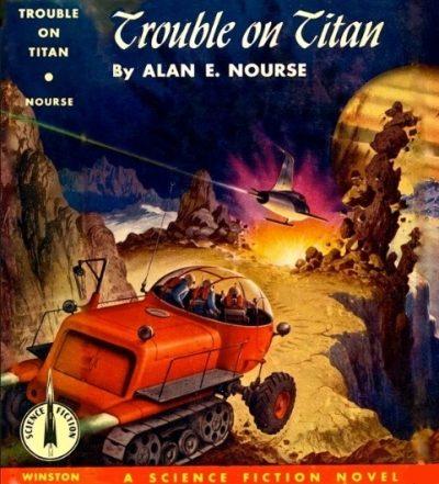 Trouble On Titan