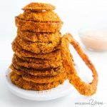 10-Ingredient Onion Rings (Low-Carb, Whole30, Gluten-Free)