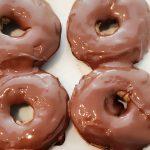 Chocolate Glazed Donuts (Dairy & Gluten-Free)