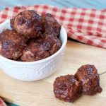 Instant Pot BBQ Meatballs (Whole30, Gluten-Free)