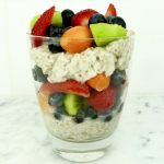 Chia Tapioca Pudding with Fruit (Vegan, Gluten-Free)