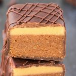 Healthy Homemade Mars Bars (Vegan, Gluten-Free)