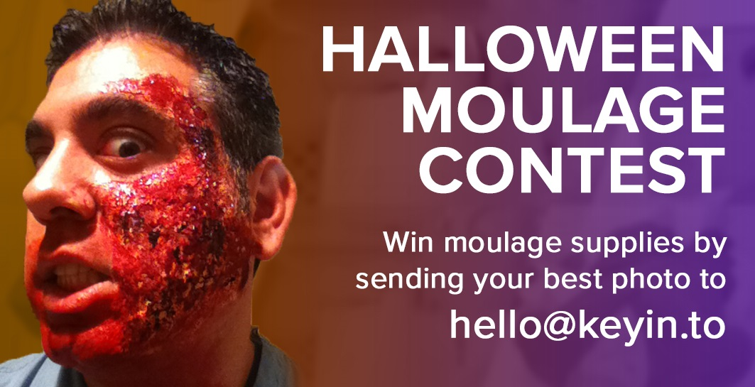 Halloween Moulage Contest