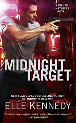 In Review: Midnight Target (Killer Instincts #8) by Elle Kennedy