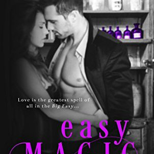 Release Week Blitz, Teasers, Excerpt & Giveaway: Easy Magic (Boudreaux #5) by Kristen Proby