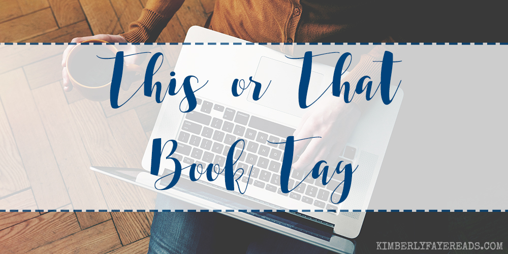 This or That Book Tag