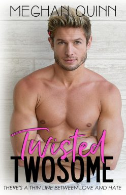 Blog Tour, Review & Excerpt: Twisted Twosome by Meghan Quinn