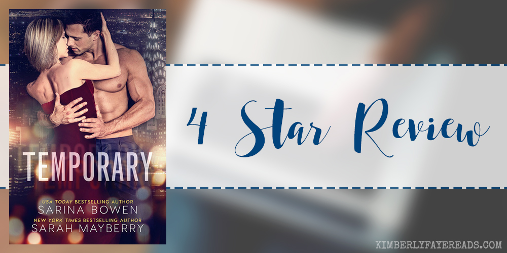 In Review: Temporary by Sarina Bowen & Sarah Mayberry