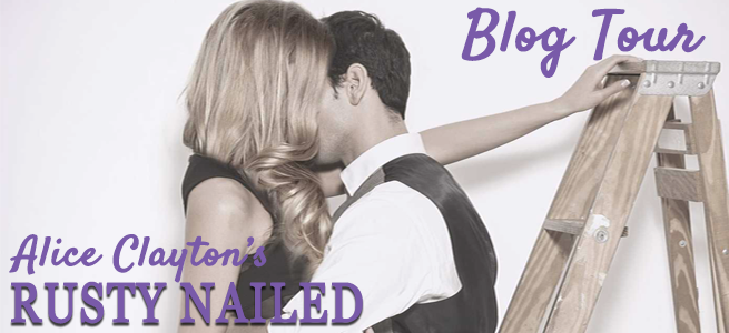 Blog Tour & Review: Rusty Nailed (Cocktail #2) by Alice Clayton