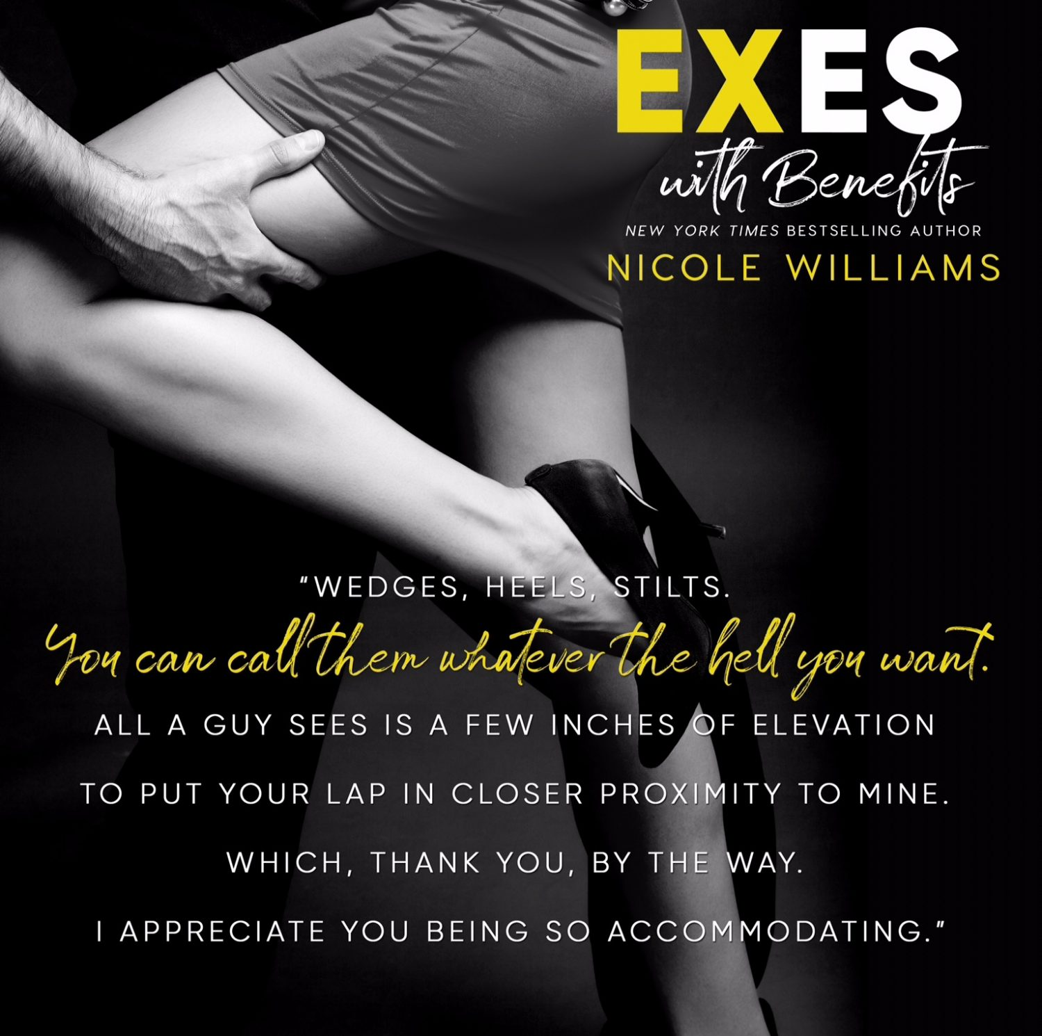 Exes with Benefits Nicole Williams