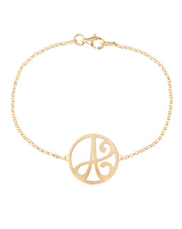 A_mini_initial_bracelet_18k_yellow_gold_vermeil
