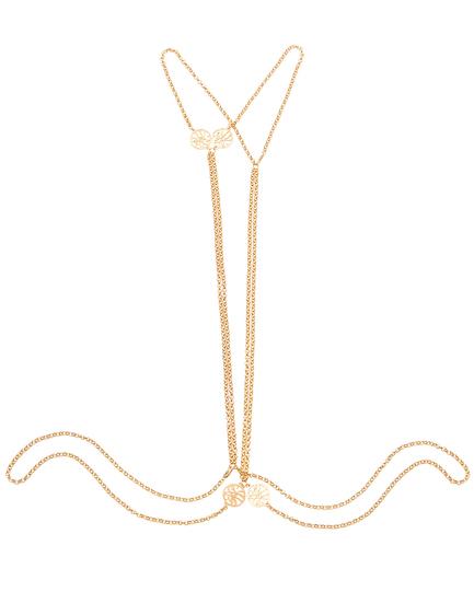 Monogram Body Chain