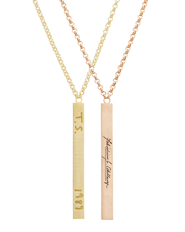 New_vertical_handwriting_necklaces