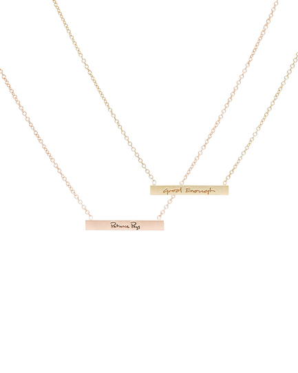 Graffiti Lite Necklace