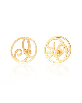 I_do_signature_ear_studs_18k_yellow_gold_vermeil