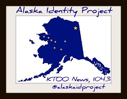 AK ID PROJECT LOGO MAP FRAME