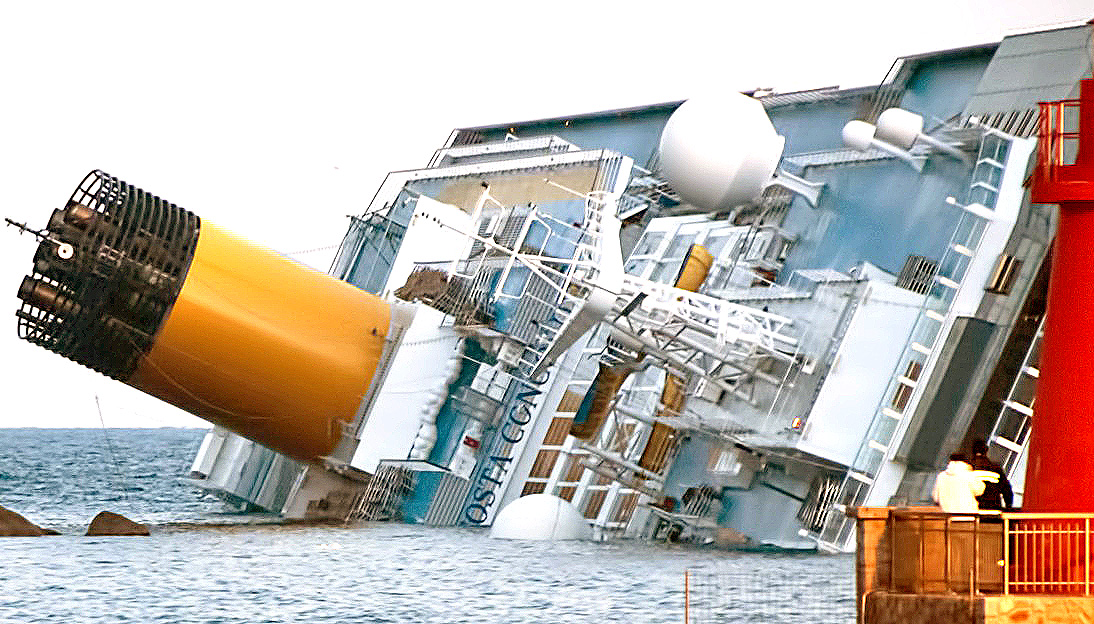 Will the costa wreck hurt alaska 39 s cruise industry for Costa favolosa wikipedia