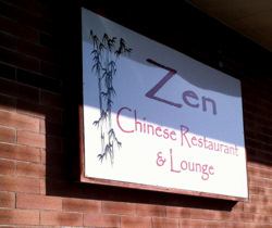 Zen Chinese Restaurant and Jaded Lounge