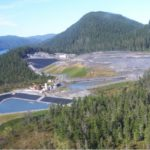 Dry stacked tailings facility at Greens Creek Mine. (Photo courtesy Hecla Mining Company)