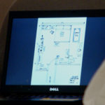 Digitized version of Kenneth Nalan's sketch of his bedroom shown to the jury.