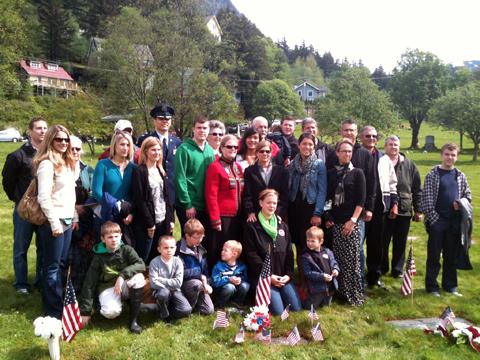 Sperl family