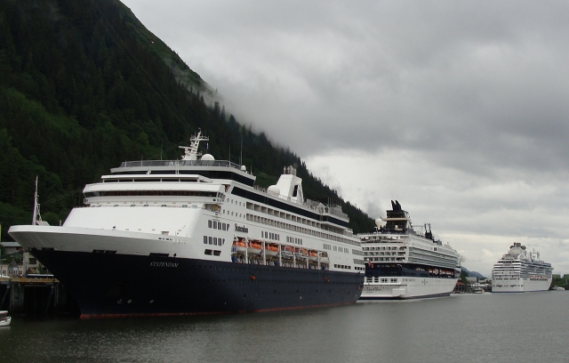 Assembly Reviews Proposed Changes To Marine Passenger Fee Code - Cruise ship fees