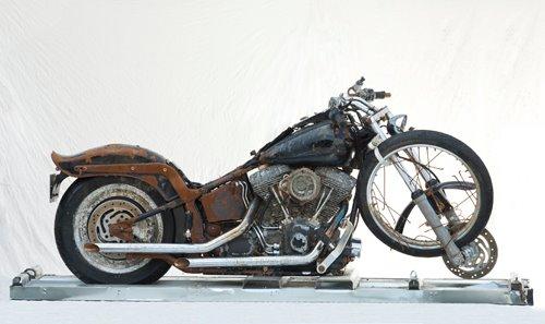 Found Harley-Davidson