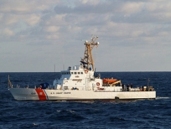 USCG cutter Chandeleur