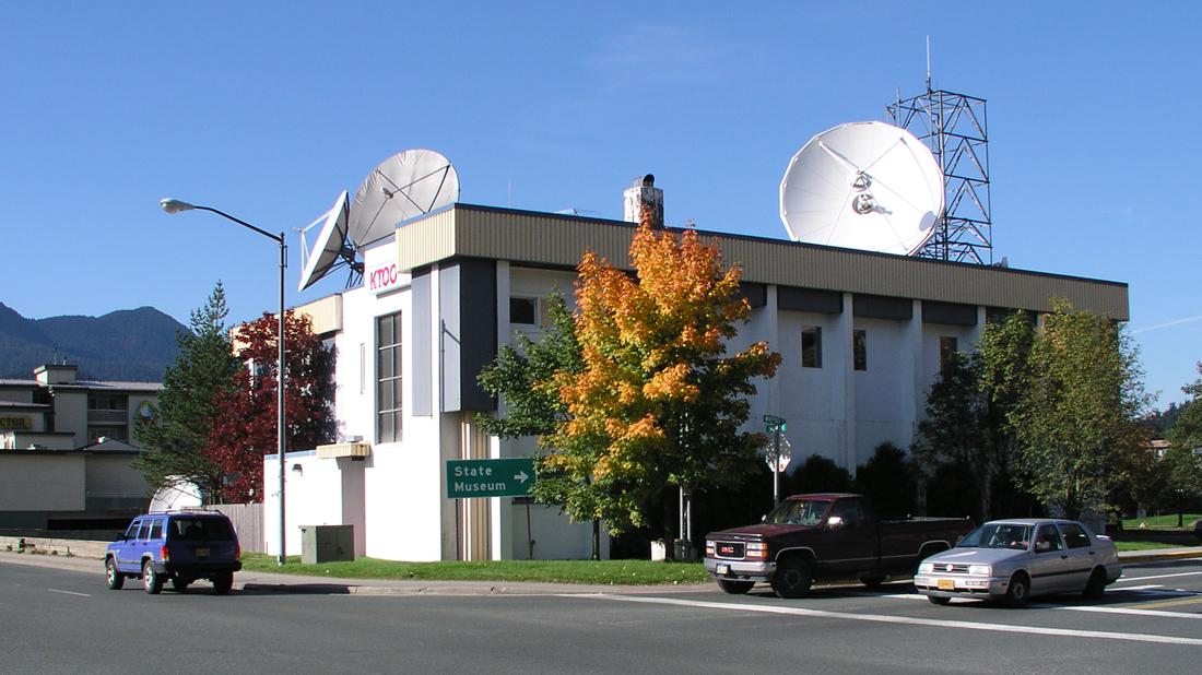 KTOO Building