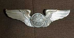 Lt. Henry Hubbard pin.