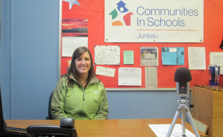 Kristi Smith is the Site Coordinator for the Juneau Youth Services Transitional Living Program.