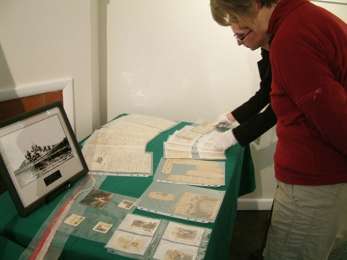 U.S.S. Juneau artifacts