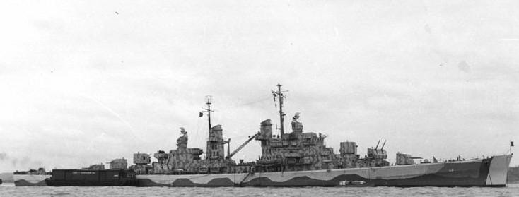 U.S.S. Juneau (CL-52)