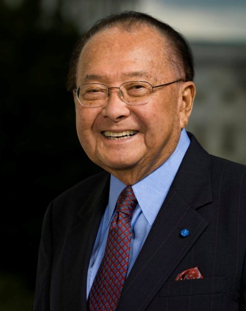 Sen. Daniel Inouye, D-Hawaii.  Photo courtesy U.S. Senate.