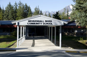 Mendenhall River community school