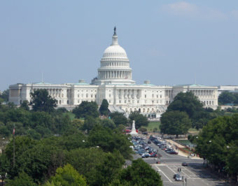 The US Capitol Building. (Image courtesy JamesDeMers/Pixabay)