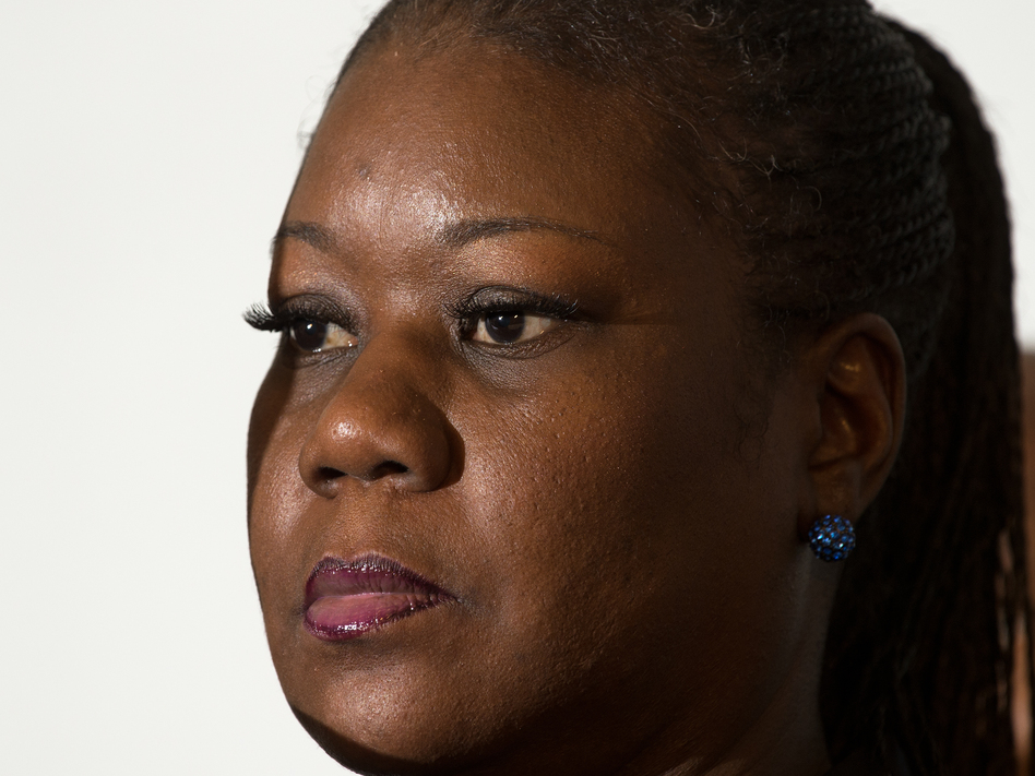 Sybrina Fulton, mother of Trayvon Martin. Paul J. Richards /AFP/Getty Images